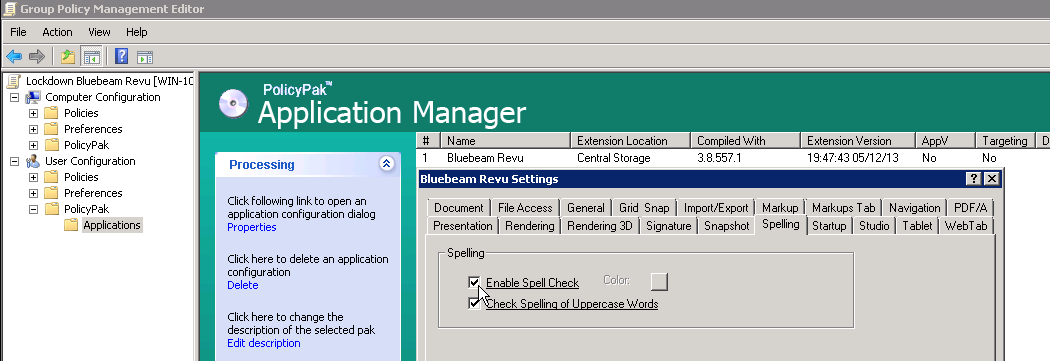 manage-bluebeam-revu-using-group-policy-policypak-2