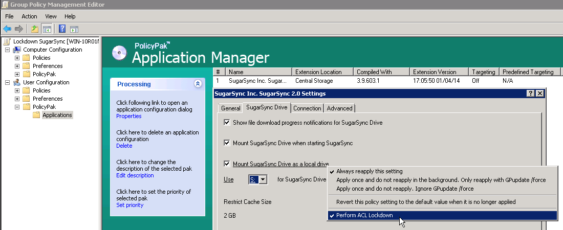 manage-sugarsync-using-group-policy-policypak-1