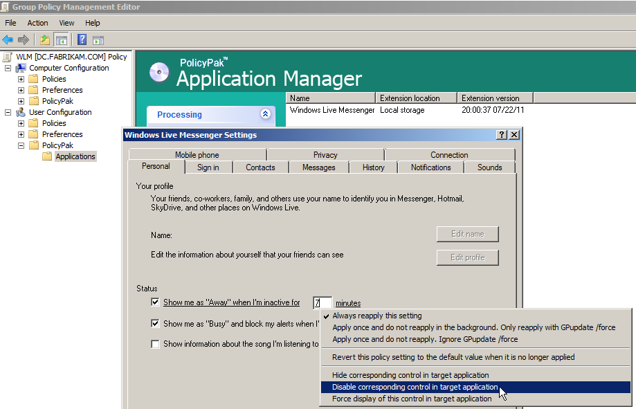 manage-microsoft-windows-live-messenger-using-group-policy-policypak-0