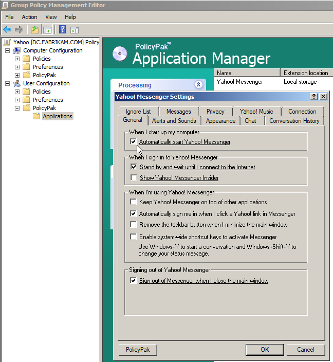 manage-yahoo-messenger-using-group-policy-policypak-1