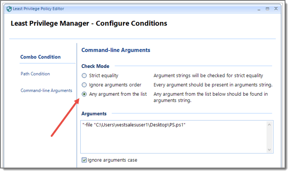 Disable UAC Windows 10 Least Privilege Manager Configure Conditions