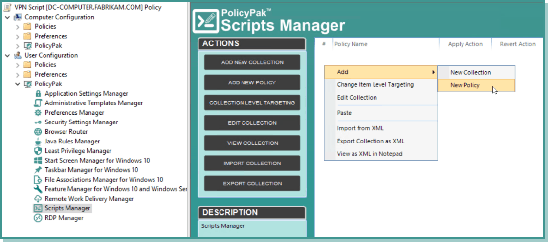 policypak script manager